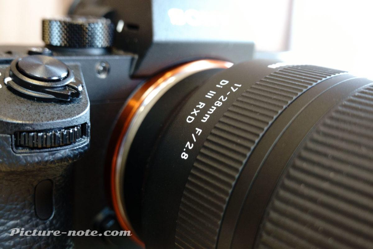TAMRON 17-28mm F2.8 Di III RXD A046 ボディ