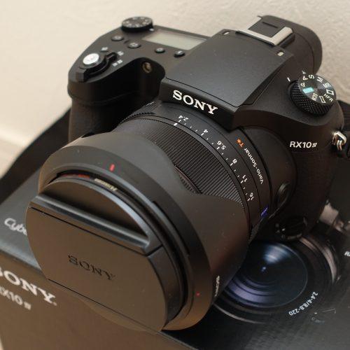 SONY DSC-RX10M4 レビュー